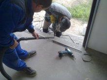 Upravíme přechod z garáže